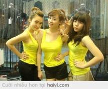 Ý e thích màu vàng!
