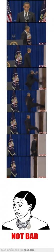 Rất Obama :D