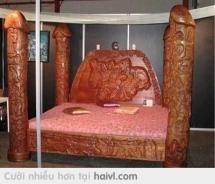 Các Chị em đều Thích chiếc Giường này ........................
