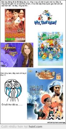 Nhg bộ fim thời thơ ấu của em p1 !!! :)