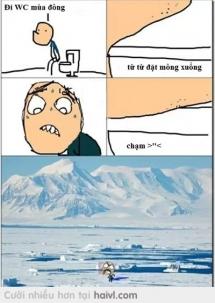 Đi ** mùa đông story =))