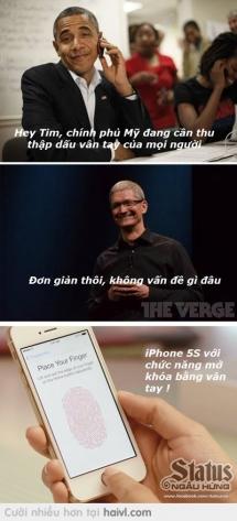 IPhone 5S đã ra đời như thế này