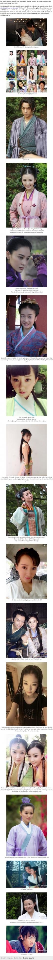 Vì sao Dương Quá buộc phải yêu Tiểu Long Nữ :))