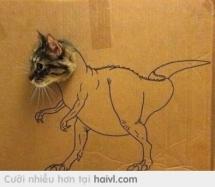 Khủng long đầu mèo