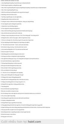 50 điều trường học không dạy bạn :)